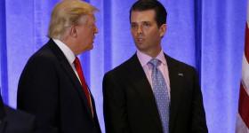 Trump Jr. perde negócios devido a restrições impostas pelo pai