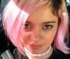 Atriz Sophie Charlotte muda o visual e pinta os cabelos de rosa