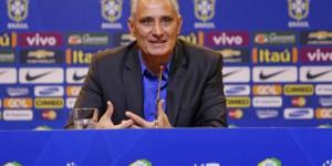 Tite quer seleção forte e avisa: ''Neymar é insubstituível''