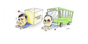 Wellinton Dias e Firmino Filho enfrentam problemas com os primeiros projetos de 2018