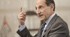 Desistir da campanha para favorecer PSDB é lenda, diz Skaf