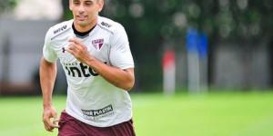 Diretor do Vasco confirma conversas com o São Paulo por Diego Souza