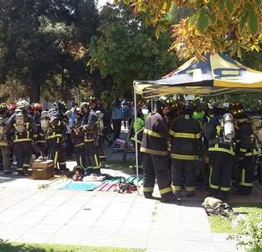 Explosão de gás em clínica no Chile deixa três mortos e vários feridos