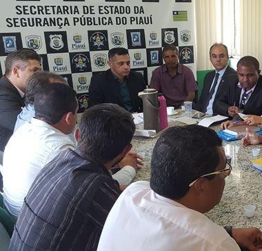 Força-tarefa irá reforçar segurança pública na região de Jaicós