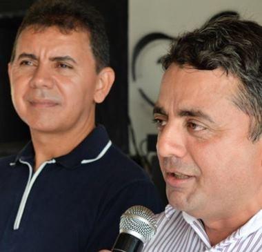 Paulo Martins elogia ações da prefeitura no entorno do açude grande