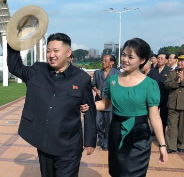 'Primeira-dama', o novo papel da mulher do líder norte-coreano
