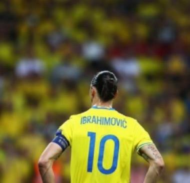 Suécia diz que Ibra mantém aposentadoria e não joga na Copa