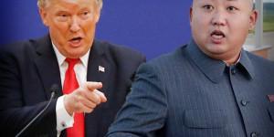 Trump diz que fez escolha de datas para reunião com Kim Jong-un