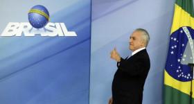 Brasil criou 115,8 mil empregos em abril, anuncia Temer
