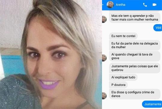 Caso Aretha Dantas: defesa alega insanidade mental do ex-namorado, Paulo Alves Neto