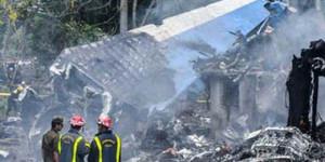 Cuba confirma 110 mortes em queda de avião; caixa-preta é achada