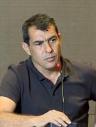 Fábio Carille se despede do Corinthians