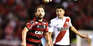 Flamengo só empata com River e entra no caminho de gigantes