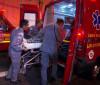 Mãe de três crianças mortas em incêndio tinha ido buscar carne