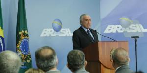 Presidente Michel Temer autoriza uso de forças federais para desbloquear rodovias