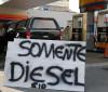 Preço do diesel nas bombas sobe mais de 5% na semana, diz ANP