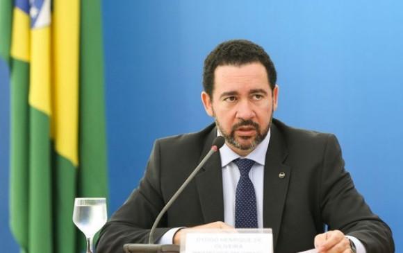 Dyogo Oliveira, presidente do BNDES, diz que está