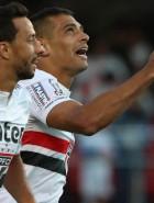 São Paulo vence clássico contra o Santos