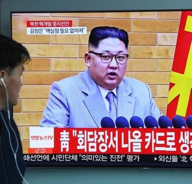 Trump pede que China controle melhor sua fronteira com a Coreia