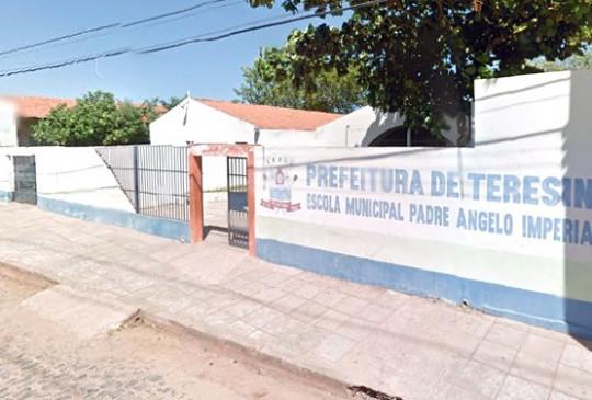 Escola e creche da rede municipal são arrombadas na zona leste de Teresina
