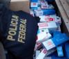Polícia combate grupo criminoso por contrabando de cigarros no país
