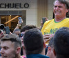Eleitores de Bolsonaro ameaçaram policiais que o escoltavam em MG