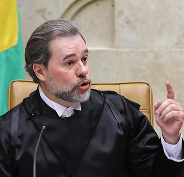 Toffoli assume presidência pela 1ª vez durante viagem de Temer