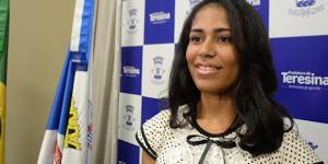 Adolescente de 18 anos assume a Prefeitura Municipal de Teresina por um dia
