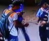 Dupla é presa após ser flagrada por câmeras em assalto na zona Norte