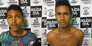 Operação Patrimonium: duas pessoas são presas por furto em escola pública
