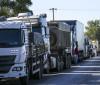 Com classe dividida, líderes de caminhoneiros decidem não paralisar