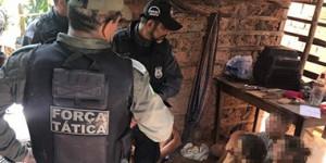 Criança de dois anos é encontrada em boca de fumo na Vila Jerusalém