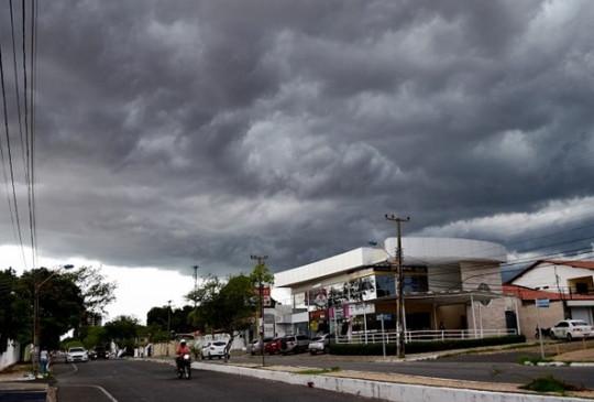 Em Teresina, dezembro registra maior acumulado de chuva em 29 anos