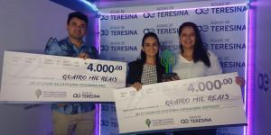 Profissionais do Sistema O Dia ganham 1º lugar no I Prêmio da Águas de Teresina