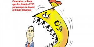 Confira a charge do Jota A. da edição do Jornal O Dia desta terça-feira (22)