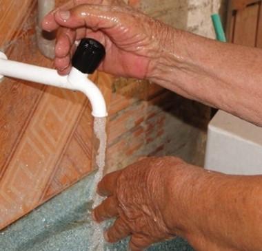 Tarifa Social oferece desconto na conta de água para carentes