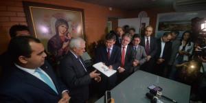 Governador Wellington Dias apresenta reforma administrativa na Alepi