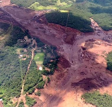 Governo determina medidas de precaução para barragens do país