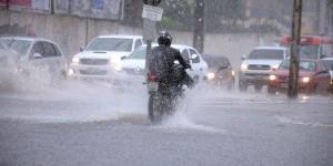 Inmet alerta para chuvas intensas em 19 municípios do Norte do Piauí
