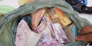 SSP apreende R$ 20 mil em operação para prender acusado de matar mototaxista