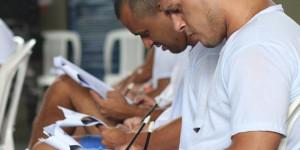 Detentos participam de primeira revisão para o ENEM 2019 em Teresina
