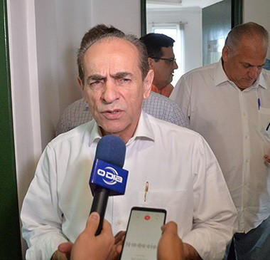 Marcelo Castro defende união entre MDB e PT para eleição em THE