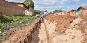 Águas de Teresina irá investir R$ 21 milhões em três obras na rede de distribuição