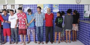 Op. Férias: polícia cumpre mandados e prende 14 pessoas no litoral piauiense