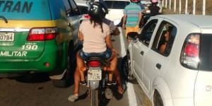 Acidente envolvendo duas motocicletas deixa uma pessoa morta no litoral do PI