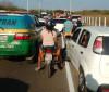 Acidente envolvendo duas motos deixa um morto no litoral