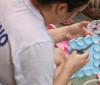 Detentas fazem curso de artesanato na Penitenciária Feminina
