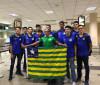 Piauienses embarcam para Campeonato Brasileiro de Seleções