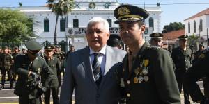 Presidente do O DIA é agraciado com medalha do Exército Brasileiro