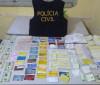 Agiota recolhia cartões de vítimas para garantir pagamento de dívida
